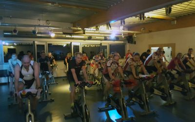 INDOOR-CYCLING  ab 05. Oktober 2017