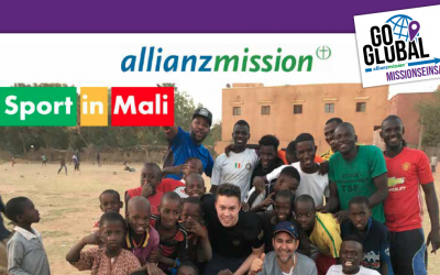 Sporteinsatz in Mali 2018