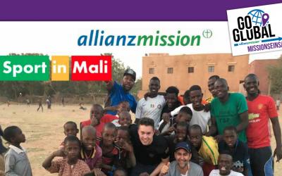Sporteinsatz in Mali 2018