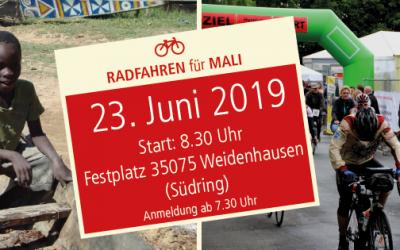 6. Radfahren für Mali